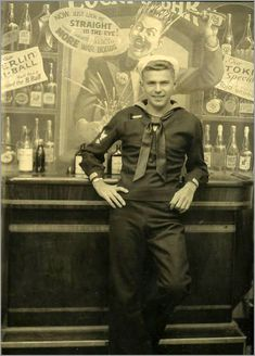 Hot Vintage Seamen