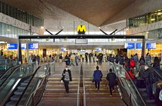 Station Rotterdam Centraal officieel geopend - architectenweb.nl