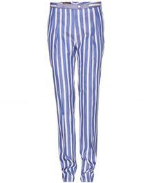Loro Piana - Fred Caribbean twill skinny trousers - mytheresa.com GmbH