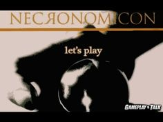 Let's Play Necronomicon (for the Sega Saturn)!