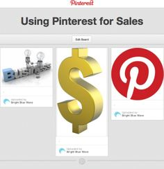 7 Ways to Use Pinterest as a Sales Tool