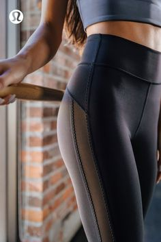 The Adore Your Core Tight is made from four-way stretch Everlux™ fabric that feels cool to the touch, wicks sweat, and dries so fast it's like magic.