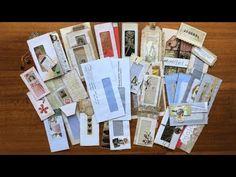 Junk Mail Envelope Windows - 10 THINGS TO MAKE - YouTube How To Make An Envelope, Diy Envelope, Envelope Tutorial, Mini Scrapbook Albums, Mini Albums, Windows 10, Window Envelopes, Paper Envelopes, Smash Book Planner
