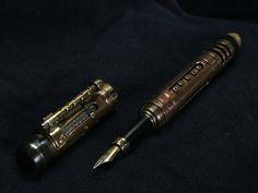 Ручка STEAMPEN II (ворклог, 97 фото)