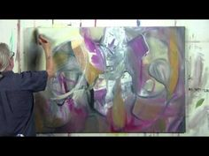 Abstract Painting Techniques 5/11/16 Andy Morris