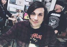 Frank Iero❤️
