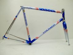 I have found that stars and stripes Colnago you were looking for