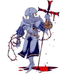 Fantasy Character Design, Character Design Inspiration, Character Concept, Character Art, Fantasy Armor, Dark Fantasy Art, Dnd Characters, Fantasy Characters, Armadura Cosplay