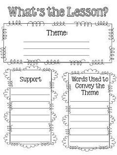 59 best theme images on pinterest in 2018 teaching reading teaching theme and summarizing common core reading freebies ibookread Download