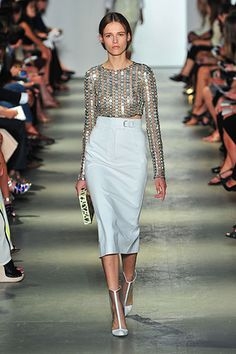 My Favorite looks from New York Fashion Week Spring 2014