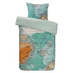 Covers & Co dekbedovertrek North Pole  - multikleur - 140x220 cm