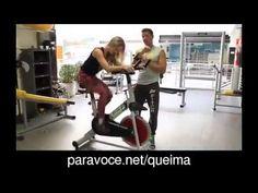 Treino De Bicicleta Ergométrica Para Perder Gordura e Emagrecer - YouTube …