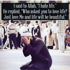Beautiful Islamic Quotes & Sayings About Life With Pictures www.ultraupdate… Beautiful Islamic Quotes & Sayings About Life With Pictures www. Allah Quotes, Muslim Quotes, Religious Quotes, Spiritual Quotes, Hindi Quotes, Quotes About Allah, Women In Islam Quotes, Islam Quotes About Life, Quran Quotes Love