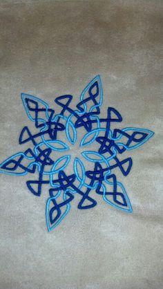 Celtic Snowflake Tattoo idea #celtic #tattoos