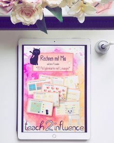 """Lehrerin ✨ auf Instagram: """"Nachdem die Piratenrechenkartei bei meinen 1. Kl. so gut ankam, habe ich nun auch für meine 2. Kl. eine Rechenkartei erstellt (haben sich…"""" School, Frame, Instagram, Home Decor, Numeracy, Teachers, Picture Frame, Decoration Home, Room Decor"""