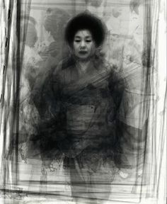 """Ken Kitano - from the """"Our Face"""" series. S)"""