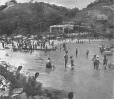 Prainha da Maconha e Ilha Porchat - anos 60