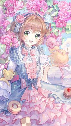 Anime Coloring Page Kawaii Inspirational Syaoran and Sakura by Riverdeenviantart Lovely Cardcaptor Sakura Cardcaptor Sakura, Sakura Kinomoto, Syaoran, Anime Chibi, Kawaii Anime, Chica Anime Manga, Girls Anime, Anime Art Girl, Manga Girl