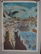 Beautiful Kurort im Winter Peter St hli
