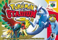 Pokemon Stadium 2 for the Nintendo 64.