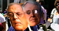 The Koch political empire was built with Nazi money after their dad built an oil refinery for Hitler