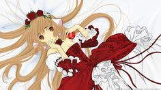 2048x1152 free desktop backgrounds for chobits