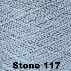 10/2 Perle Cotton 1lb Cones Stone 117 - 89