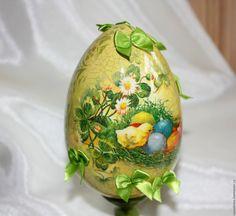 """Купить Подарок к Пасхе """"Большое яйцо из бука"""" - подарок на Пасху, Пасха, пасха 2015"""