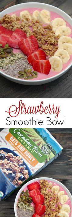 Despite time and budget constraints, it is possible to turn back the clock to a simpler way of eating.Here are some tips for making smarter snack choices and a strawberry smoothie bowl recipe that takes only 10 minutes to make! via @DianeHoffmaster