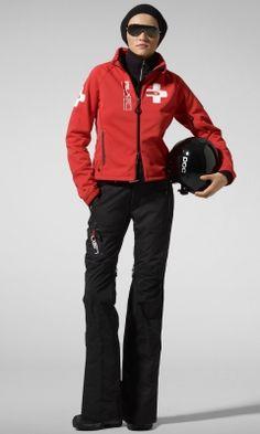 Ski Style  RECCO® Nome Soft-Shell Jacket - RLX  Outerwear - RalphLauren.com
