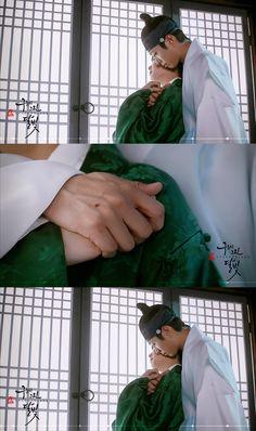 박보검 < 구르미 그린 달빛 > 제12장. 160926 [ 출처 : insectx1225 http://weibo.com/insectx1225 ]