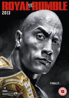 Television Review   WWE: Royal Rumble 2013(DVD)