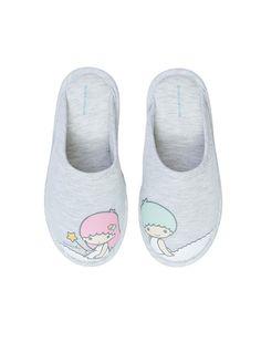 women'secret | Las + divertidas | Little Twin Stars | Zapatillas de Little Twin Stars en algodón