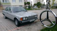 Mercedes-Benz Professional photo from w123