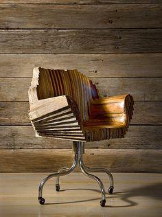 Fencesitter Chair | Rory Unite