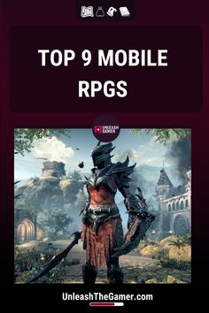 Who knew that as we played the classic RPGs of the '90s, we would one day be able to play them on our mobile devices? Here you can find our best recommendation for mobile RPGs. Divinity Original Sin, Banner Saga, Old School Runescape, Classic Rpg, Chrono Trigger, Final Fantasy Vii, Best Mobile, Character Creation, Elder Scrolls