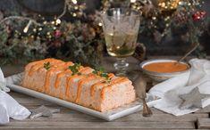 """""""Pastel De Merluza Con Salsa De Piquillos"""" en Nestlé Cocina #recetas #nestlecocina #menuplanner #cocina"""