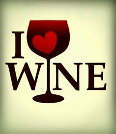 I ♥ Wine...especially with chocolate!!