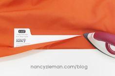 Absolute+Easiest+Way+to+Hem+Anything+by+Nancy+Zieman