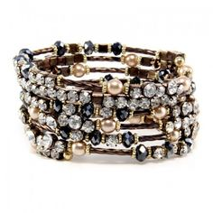 Chrysalis Wrap Bracelet 1