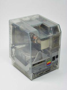Translucent Macintosh® SE