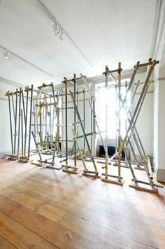 WORK_Scaffolding_Sculpture