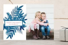 Watercolor Spray by Katharine Watson at minted.com