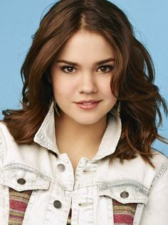 Maia Mitchell Says She'd Love To Hook Up With Justin Bieber!