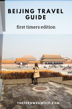 Travelling to Beijing. This is a first timers guide to Beijing. There is so much to do in Beijing and it's hard to decide what to see. There are markets, the great wall of China and so much history. This is for anyone travelling to Beijing!