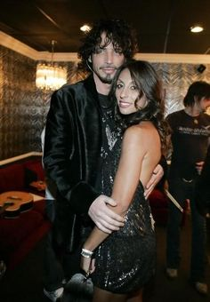 CHRIS CORNELL and vicky