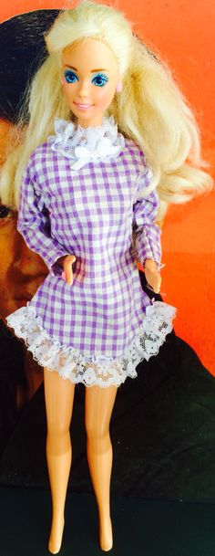 60's Barbie Doll