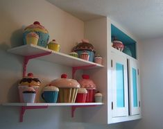 Cupcake Kitchen Decorations