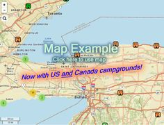 Ultimate Campgrounds - The LARGEST POI List for US Public Campgrounds