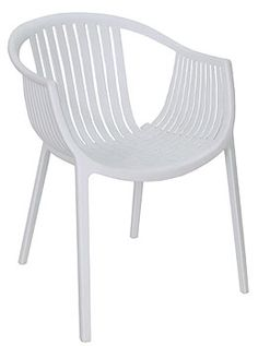 grafton molded plastic dining chair stackable white pinterest